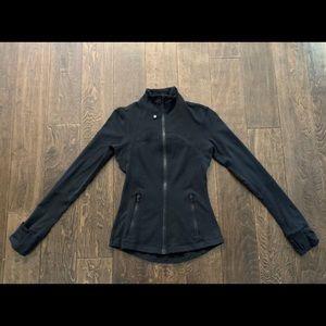 Lululemon Define Black Jacket Size 2